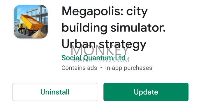 city tycoon idle game android