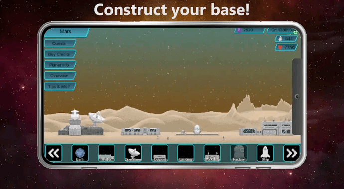 construct base idle game android