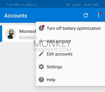 how to move microsoft authenticator to a new phone