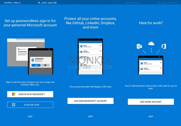 move microsoft authenticator to a new phone
